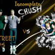 DJFIrth: Incomplete Crush (Backstreet Boys vs Paramore)
