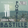 Bastille & Kat Krazy vs Linkin Park - Pompeii Numb (DJ Firth Club Mashup)