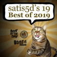 satis5d's 19 Best of 2019