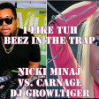 I Like Tuh Beez In The Trap (Nicki Minaj Vs. Carnage)