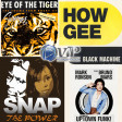 (Uptown Funk) vs Black Machine( How Gee ) vs Snap - The Power vs  The Eye Of The Tiger