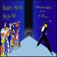 Modern Skeleton Steps Out (Bowie vs xTc)
