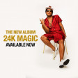 BRUNO MARS VS PATRICE RUSHEN - Number 24K magic (DJ WILS ! remix)