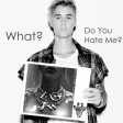 What? Do You Hate Me? (Bieber vs Goulding)