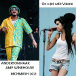 On a jet with Valerie (Anderson.Paak vs Amy Winehouse)