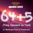 64+5 (Tony Carreira vs Tool)