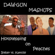 DAW-GUN - Hotstepping on Peaches (Justin Bieber vs Ini Kamoze)