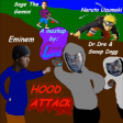 Hood Attack (Snoop Dogg, Dr Dre, Sage The Gemini & Eminem vs Yasuharu Takanashi)