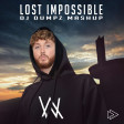 Alan Walker vs James Arthur - Lost Impossible (DJ Dumpz Mashup)
