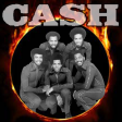 The Temptations Vs Johnny Cash - My Ring Of Fire
