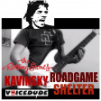 'Roadgame Shelter' - Kavinsky Vs. Rolling Stones  [produced by Voicedude]