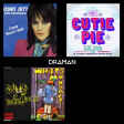 Joan Jett Vs. Lil Jon Vs. Snoop Doggy Dogg - My cutie rock'n'roll name