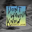 Don't Wanna Mamacita (Tinie Tempah x Maroon 5)
