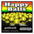 """Happy Balls"" - Pitbull Vs. Pharrell  [produced by Voicedude]"