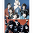 BLONDIE - KISS  I was made for callin' you