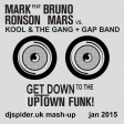 Mark Ronson & Bruno Mars vs. Kool & the Gang vs. Gap Band - Oops Get Down to the Uptown Funk 2015