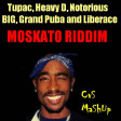 CVS - Let's Get Moskato On (Heavy D, 2Pac, Biggie + Moskato Riddim) XMAS MIX
