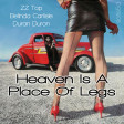 Heaven Is A Place of Legs (ZZ Top vs. Belinda Carlisle vs. Duran Duran) **IMPROVED**