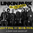 DAW-GUN - Can't Feel My Numb Face (The Weeknd vs. Linkin Park)