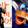 Can't Stop Darkwing Duck( Justin Timberlake Vs Darkwing Duck Theme)