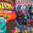 Number of the Beast x More Than a Feeling (Iron Maiden vs Boston)