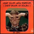 What Color Lady Stardust ( David Bowie vs FirstWave ft Stolbo )