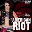 Titus Jones - American Riot (Green Day vs. CFO$ mashup)