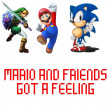 Mario & Friends got a feeling (B.E.P. Vs Various Artists)  (2010)