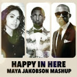 Maya Jakobson - Happy In Here (Alessia Cara vs. Pharrell Williams vs. Kanye West)