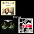 Freestylers Vs. Suzanne Vega Vs. Donna Summer Vs. John Dahlback - Blink diner pushed up