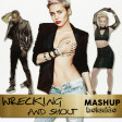 Wrecking and Shout (Miley Cyrus vs Will I Am feat Britney Spears)