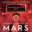 """Closer To The Damn Edge"" (Taking Back Sunday vs. Thirty Seconds To Mars)"