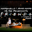 Marshmello & Anne-Marie VS The Rembrandts - F.R.I.E.N.D.S. (Rappy Mashup)