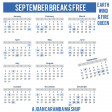 September Breaks Free