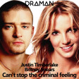Justin Timberlake Vs Britney Spears - Can't stop the criminal feeling
