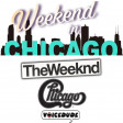 'Weeknd In Chicago' - The Weeknd Vs. Chicago  [produced by Voicedude]