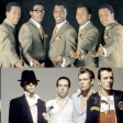 THE TEMPTATIONS - THE CLASH  The magnificent rollin' stone