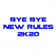 Nightwish vs. Dua Lipa - Bye Bye New Rules 2k20