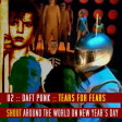 Around The World On New Years Day -shout version (U2 vs Daft Punk vs Tears For Fears)