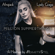 Afrojack vs. Lady Gaga - Million Summerthings (Mashup by MixmstrStel)