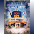 Hotel Crazyfornia (Gnarls Barkley vs The Eagles) - 2019