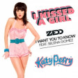 """I Want You to Kiss a Girl"" (Katy Perry vs. Zedd)"