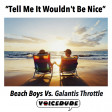 """Tell Me It Wouldn't Be Nice"" - Beach Boys Vs. Galantis Throttle  [produced by Voicedude]"