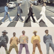 THE BEATLES - THE TEMPTATIONS  Confusion together