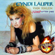 Jump After Time (Cyndi Lauper vs. Van Halen)
