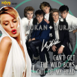 Duran Duran VS Kylie Minogue - Can't Get The Wild Boys Out Of My Head (Rappy Mashup)