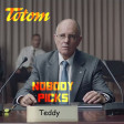 Nobody Picks Teddy (DJ Shadow & Run the Jewels vs. Arctic Monkeys)