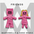 Marshmello ft Anne-Marie - Friends (Bastard Batucada Amigos Remix)