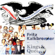 Fritz Kalkbrenner vs Eurythmics - Kings & Queens of America (Bastard Batucada Reiseua Mashup)