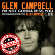 Glen Campbell - I'm not gonna miss you (Bastard Batucada Semsaudade Remix)